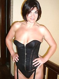 Downblouse, Matures, Underwear, Mature underwear