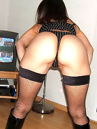 Submissive, Brunette milf, Submission