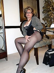 Granny, Mature pantyhose, Mature, Stockings, Grannies, Granny stockings