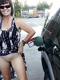 Upskirts, Public flashing, Public flash