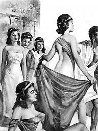 Slave, Slaves, Bdsm cartoon