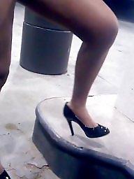 High heels, Upskirt milf, Heels, Milf upskirt, Milf upskirts