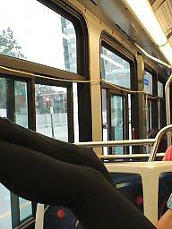 Feet, Bus, Public amateur