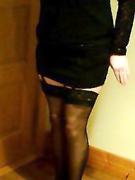 Lace, Amateur stocking, Amateur stockings