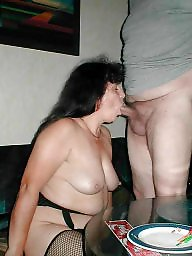 Unaware, Mature milf, Wife mature