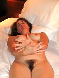 Hairy mature, Natural