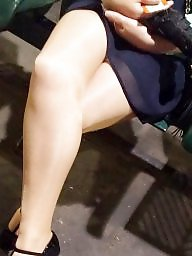 Upskirt, Home, Training