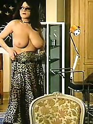 Classic, Big boobs, Big hairy, Vintage boobs