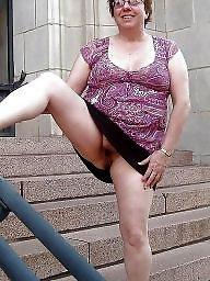 Panties, No panties, Panty milf, Amateur panties