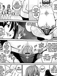 Hentai, Manga, Princess, Boss