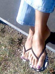 Candid, Gallery, Milf feet