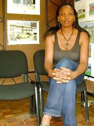 Ebony amateur, Kenya, Blacked