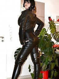 Pvc, Latex, Leather, Mature leather, Mature latex, Milf leather