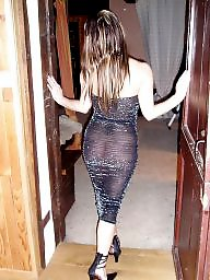Swinger, Dress, Dressed, Party, Mature dress, Swingers