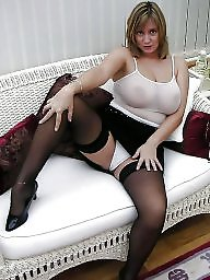 Stocking milf, Milf stockings