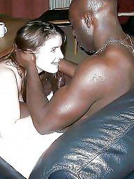 Milf interracial, Black milf, Man
