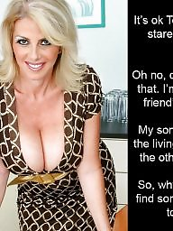 Mom, Moms, Caption, Captions, Mature mom, Mature milf