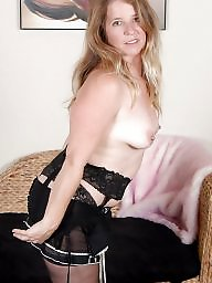 Mature stockings, Chubby mature, Mature chubby, Chubby milf