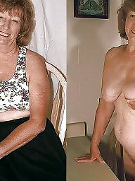 Dressed undressed, Granny, Dress undress, Mature dressed, Undressed, Granny amateur