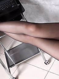 Pantyhose, Black, Black japanese