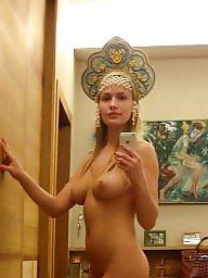 Russian, Posing, Girls, Russian amateur, Pose