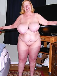 Grandma, Home, Bbw boobs