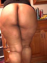 Ass, Ebony, Ebony amateur
