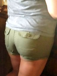 Thick, Candid, Shorts, Thick ass, Short, Candid ass