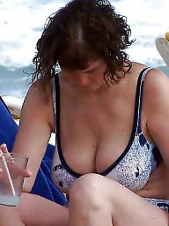 Sexy granny, Grannies, Mature beach, Busty mature, Granny beach, Amateur granny