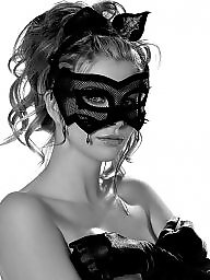Blowjob, Amateur, Mask