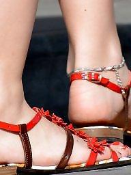 Feet, Mature feet, Candid, Candid mature