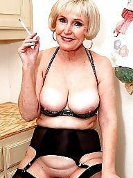 Granny, Grannies, Granny stockings, Mature stocking, Granny boobs, Granny stocking
