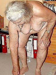 Grannies, Granny mature, Grab