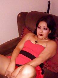 Dress, Dressed, Red