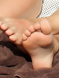 Fetish, Foot, Hidden, Sandals
