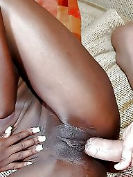 Interracial, Dick, Moroccan, Ebony babe, Dicks