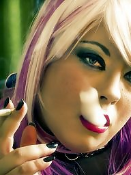 Mistress, Pvc, Smoking, Mistresses, Smoke