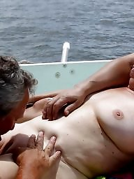 Unaware, Mature wife, Wife, Amateur matures