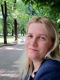 Russian, Blonde milf, Tease, Russian milf, Russian big boobs, Blond milf