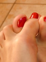 Blonde, Toes