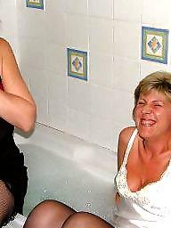 Panties, Mature panties, Wet, Mature lesbian, Matures panties, White