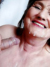 Granny, Mature facial, Granny mature, Grannies, Facial mature