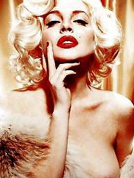 Blond, Blonde milf