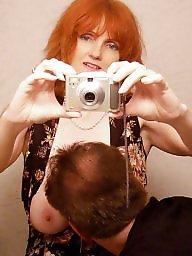 Exposed, Slut wife, Redhead wife, Redhead milfs, Redhead milf
