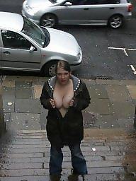 Flashing tits, Flashing boobs, Amateur tits, Big amateur tits