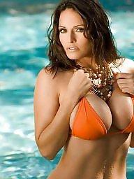 Bikini, Celebrity, Beach, Bikini beach