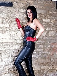 Boots, Leather, Latex, Pvc, Mature pvc, Mature boots