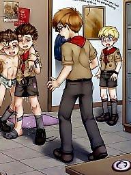 Gay, Gays, Gay cartoon