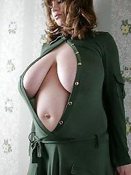 Enormous, Lesbian, Lesbian big tits, Big tits lesbian