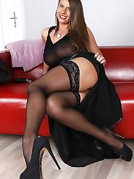 Sexy mature, Mature sexy, Stockings mature, Sexy stockings, Milf stocking